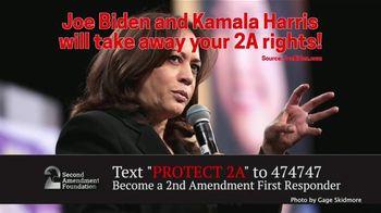Second Amendment Foundation TV Spot, 'Gun Legislation Head to the Senate' - 54 commercial airings
