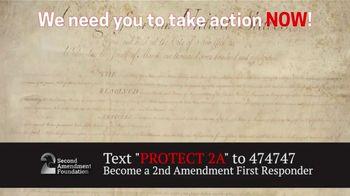 Second Amendment Foundation TV Spot, 'Gun Legislation Head to the Senate' - Thumbnail 2