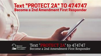 Second Amendment Foundation TV Spot, 'Gun Legislation Head to the Senate' - Thumbnail 7