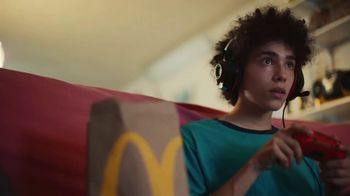 McDonald\'s TV Spot, \'Team Player: Triple Cheeseburger\'