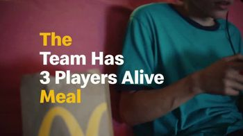 McDonald's TV Spot, 'Team Player: Triple Cheeseburger' - Thumbnail 5