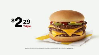 McDonald's TV Spot, 'Team Player: Triple Cheeseburger' - Thumbnail 7
