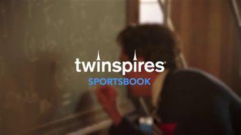 Twinspires Sportsbook TV Spot, 'Bet $1 Win $50: Augusta Final Round' Featuring Brett Favre - Thumbnail 1