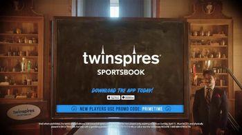 Twinspires Sportsbook TV Spot, 'Bet $1 Win $50: Augusta Final Round' Featuring Brett Favre - Thumbnail 6
