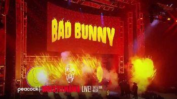 Peacock TV TV Spot, 'Live: Wrestlemania, Monday Night Raw, NXT' - Thumbnail 1