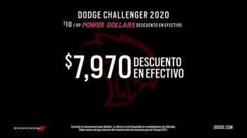 Dodge Power Dollars TV Spot, 'Línea de salida' [Spanish] [T2] - Thumbnail 10