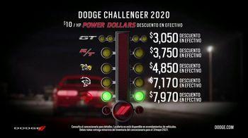 Dodge Power Dollars TV Spot, 'Línea de salida' [Spanish] [T2] - Thumbnail 8