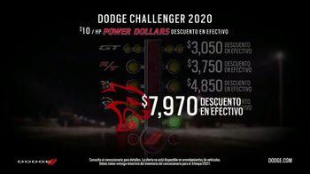 Dodge Power Dollars TV Spot, 'Línea de salida' [Spanish] [T2] - Thumbnail 9