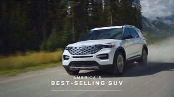 2021 Ford Explorer TV Spot, 'SUV of the Future: Explorer: Outdoors' [T2] - Thumbnail 2