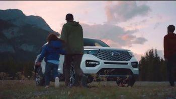 2021 Ford Explorer TV Spot, 'SUV of the Future: Explorer: Outdoors' [T2] - Thumbnail 4