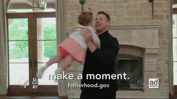 National Responsible Fatherhood Clearinghouse TV Spot, 'Dance Like a Dad' Featuring Mike Mizanin - Thumbnail 7
