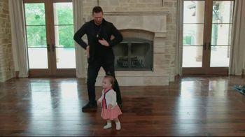 National Responsible Fatherhood Clearinghouse TV Spot, 'Dance Like a Dad' Featuring Mike Mizanin - Thumbnail 4