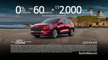 Ford TV Spot, 'Take on New England' [T2] - Thumbnail 8