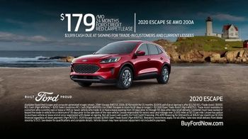 Ford TV Spot, 'Take on New England' [T2] - Thumbnail 7