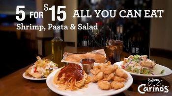 Johnny Carino's Italian 5 for $15 TV Spot, 'All You Can Eat' - Thumbnail 10