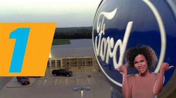 Buy Ford Now Sales Event TV Spot, 'Top Reasons: SUVs' [T2] - Thumbnail 1