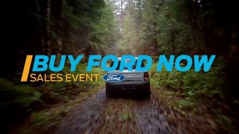 Buy Ford Now Sales Event TV Spot, 'Top Reasons: SUVs' [T2] - Thumbnail 3