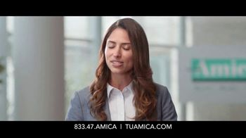 Amica Mutual Insurance Company TV Spot, 'Life is a Journey: servicio inigualable' [Spanish] - Thumbnail 9
