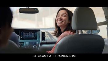 Amica Mutual Insurance Company TV Spot, 'Life is a Journey: servicio inigualable' [Spanish] - Thumbnail 1
