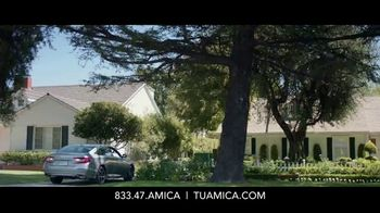 Amica Mutual Insurance Company TV Spot, 'Life is a Journey: servicio inigualable' [Spanish] - Thumbnail 2