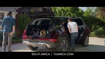Amica Mutual Insurance Company TV Spot, 'Life is a Journey: servicio inigualable' [Spanish] - Thumbnail 4