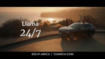 Amica Mutual Insurance Company TV Spot, 'Life is a Journey: servicio inigualable' [Spanish] - Thumbnail 5