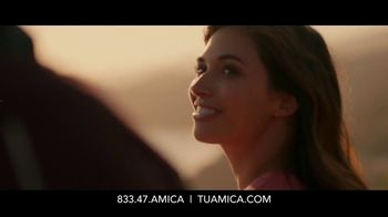 Amica Mutual Insurance Company TV Spot, 'Life is a Journey: servicio inigualable' [Spanish] - Thumbnail 6
