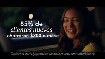 Amica Mutual Insurance Company TV Spot, 'Life is a Journey: servicio inigualable' [Spanish] - Thumbnail 8
