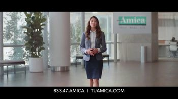Amica Mutual Insurance Company TV Spot, \'Life is a Journey: servicio inigualable\' [Spanish]
