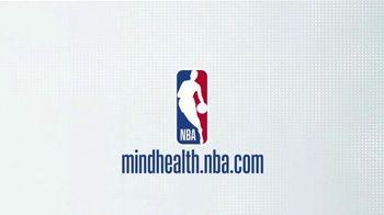 NBA TV Spot, 'Make Mind Health a Priority' - Thumbnail 10