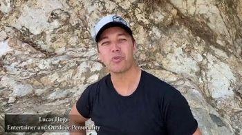 Camelot Ridge Resort TV Spot, 'Sportsman's Paradise' Featuring Lucas Hoge - Thumbnail 1