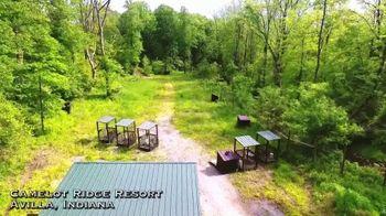 Camelot Ridge Resort TV Spot, 'Sportsman's Paradise' Featuring Lucas Hoge - Thumbnail 2