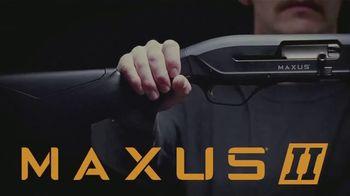 Browning Maxus II TV Spot, 'Animation'