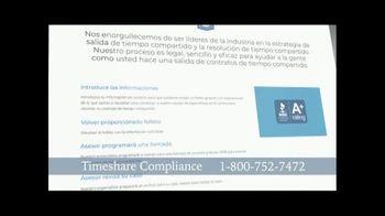 Timeshare Compliance TV Spot, 'Agente de ventas deshonesto' [Spanish] - Thumbnail 5