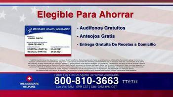 The Medicare Helpline TV Spot, 'Atención a cualquiera en Medicare' [Spanish]