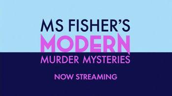 Acorn TV TV Spot, 'Ms Fisher's Modern Murder Mysteries' Song by Brenda Shankey - Thumbnail 10