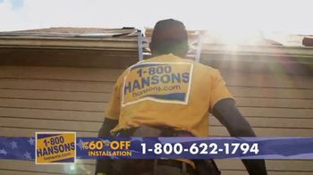1-800-HANSONS TV Spot, '4th of July: Two Weeks Only' - Thumbnail 1