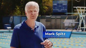 Relief Factor 3-Week Quickstart TV Spot, 'Stay Out of Pain' Featuring Mark Spitz