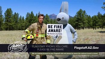 Discover Flagstaff TV Spot, 'Prevent Forest Fires - Thumbnail 2