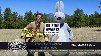 Discover Flagstaff TV Spot, 'Prevent Forest Fires - Thumbnail 3
