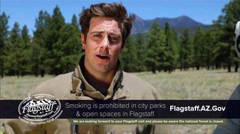 Discover Flagstaff TV Spot, 'Prevent Forest Fires - Thumbnail 4