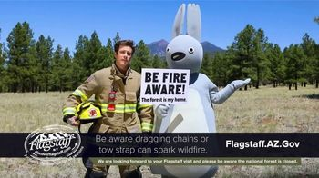 Discover Flagstaff TV Spot, 'Prevent Forest Fires - Thumbnail 5