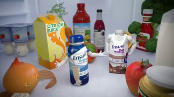 Ensure Max Protein TV Spot, 'More Energy and New Flavors'