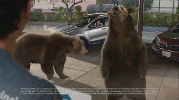 Domino's TV Spot, 'Bear Unsuccessful: No Mask'