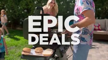Kohl's TV Spot, 'Epic Deals: Tees, Tank Tops and Kitchen Electrics'