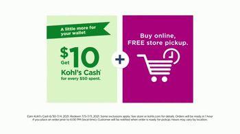 Kohl's TV Spot, 'Epic Deals: Tees, Tank Tops and Kitchen Electrics' - Thumbnail 8
