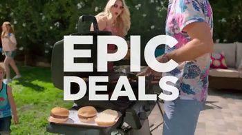 Kohl's TV Spot, 'Epic Deals: Tees, Tank Tops and Kitchen Electrics' - Thumbnail 1