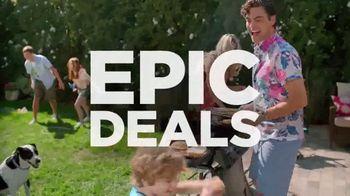 Kohl's TV Spot, 'Epic Deals: Tees, Tank Tops and Kitchen Electrics' - Thumbnail 2