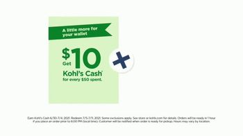 Kohl's TV Spot, 'Epic Deals: Tees, Tank Tops and Kitchen Electrics' - Thumbnail 7