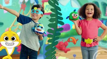 Baby Shark's Big Show! Toys TV Spot, 'Song Cubes and Reversible William Plush'